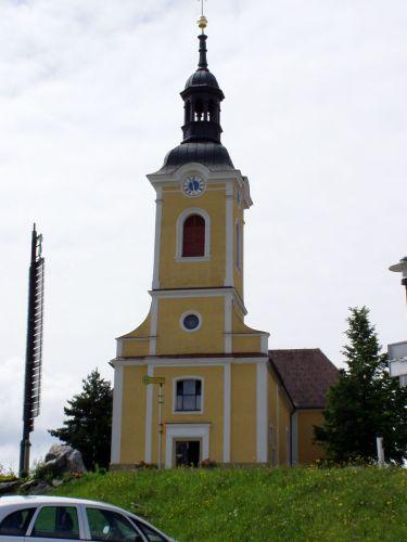 Pfarrkirche Kitzeck im Sausal