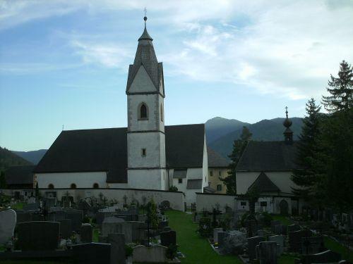 Pfarrkirche Tragöß