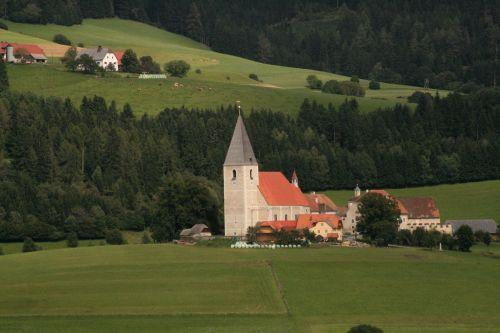 Pfarrkirche Mariahof