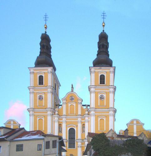 Pfarr- und Wallfahrtskirche Graz-Mariatrost