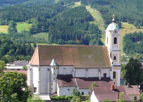 Pfarrkirche Mautern