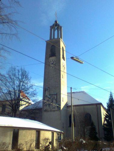 Pfarrkirche Graz-Münzgraben