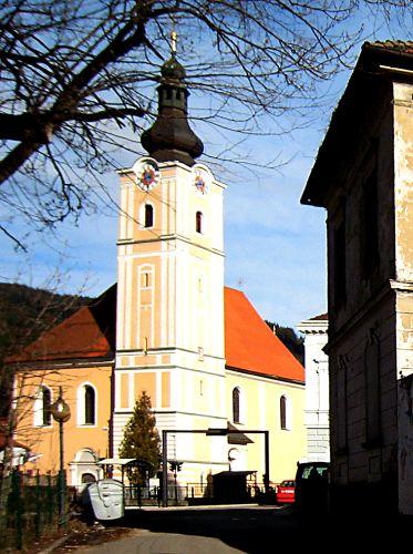 Pfarrkirche Mürzzuschlag