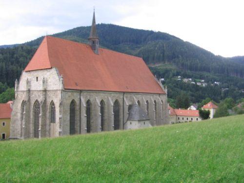 Stiftskirche Neuberg