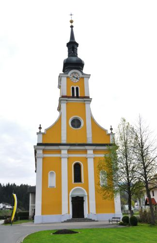 Pfarrkirche Oberhaag