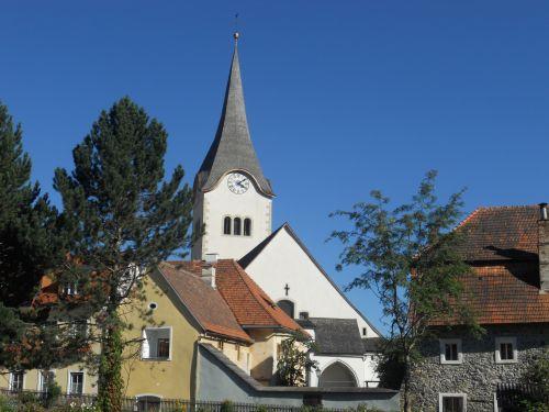 Stadtpfarrkirche Oberwölz