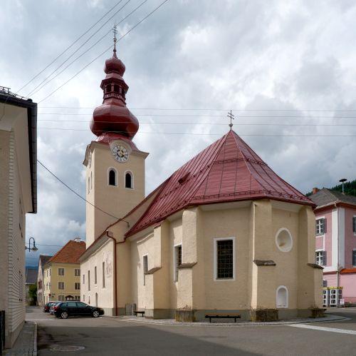 Pfarrkirche Oberzeiring