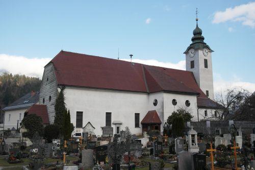 Pfarrkirche Öblarn