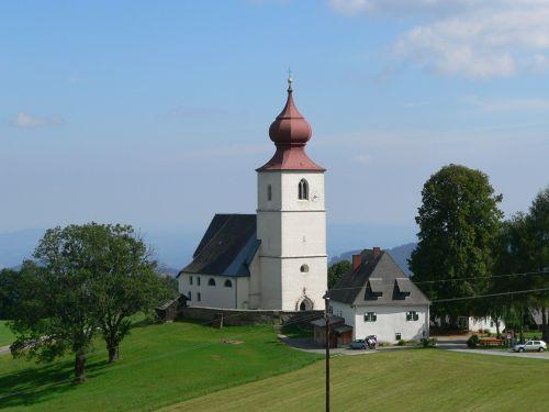 Pfarrkirche Maria Osterwitz