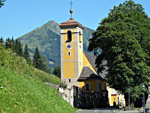 Pfarrkirche Vordernberg