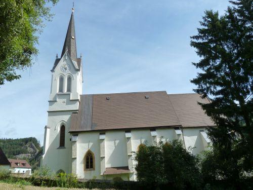 Pfarrkirche St. Peter-Freienstein