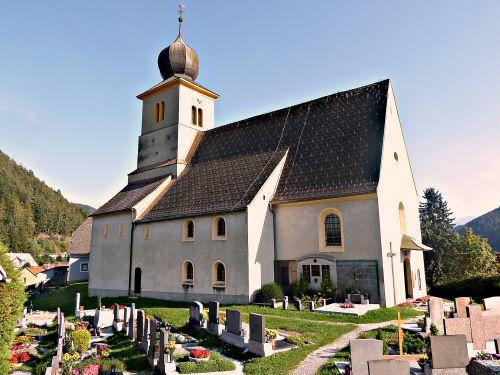 Pfarrkirche Traboch