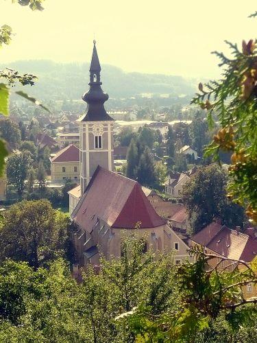 Pfarrkirche St. Rupert (Trofaiach)