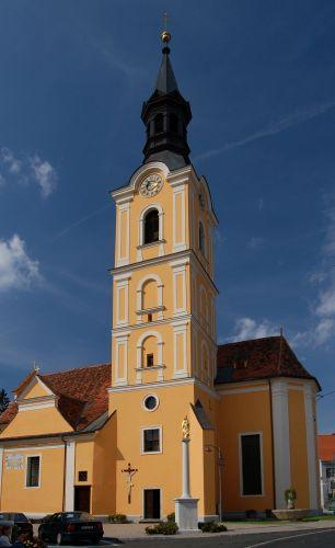 Pfarrkirche Grafendorf