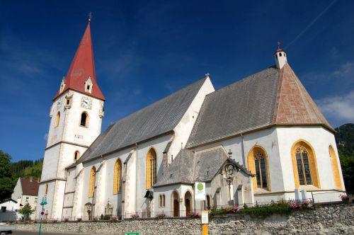 Pfarrkirche Aflenz
