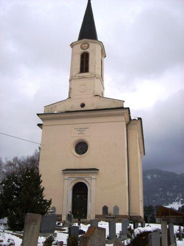 Pfarrkirche Perchau