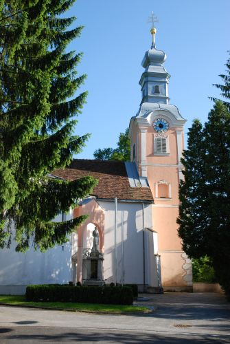 Pfarrkirche Edelsbach