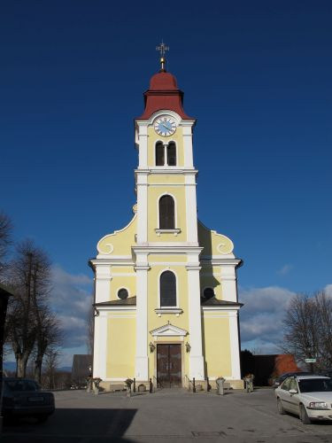 Pfarrkirche Eichkögl