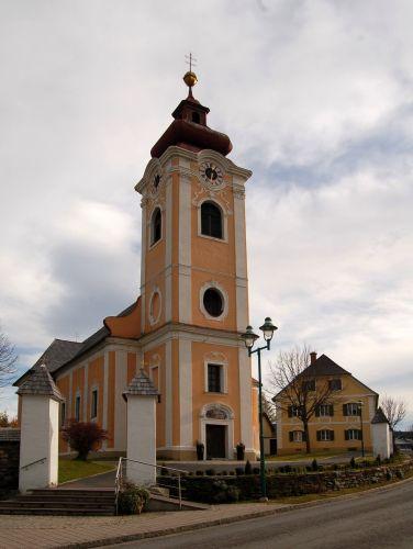 Pfarrkirche Fischbach