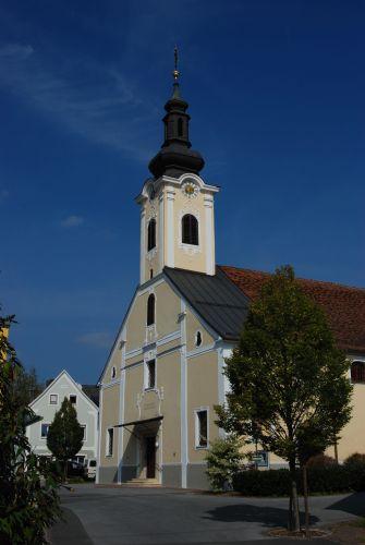 Pfarrkirche Großsteinbach