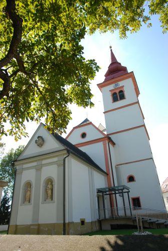 Pfarrkirche Halbenrain