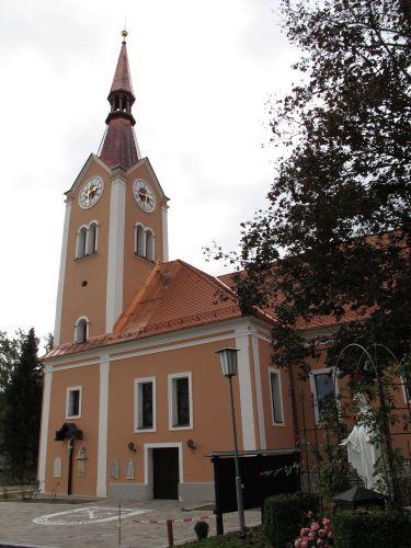 Pfarrkirche Hatzendorf