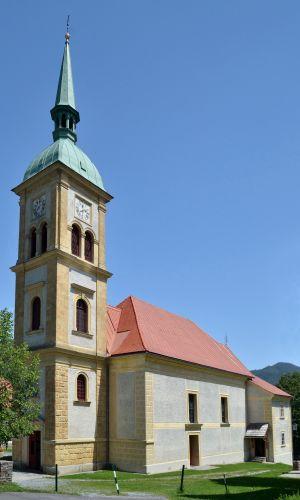 Pfarrkirche Rettenegg