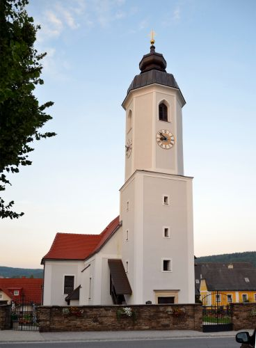 Pfarrkirche Miesenbach bei Birkfeld