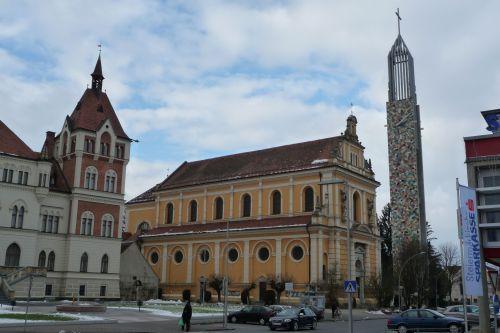 Stadtpfarrkirche Feldbach