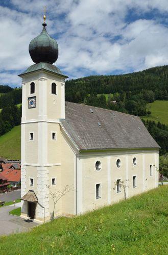 Pfarrkirche Gasen