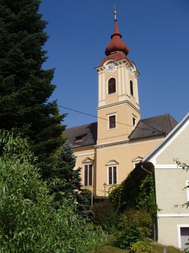 Pfarrkirche Ilz