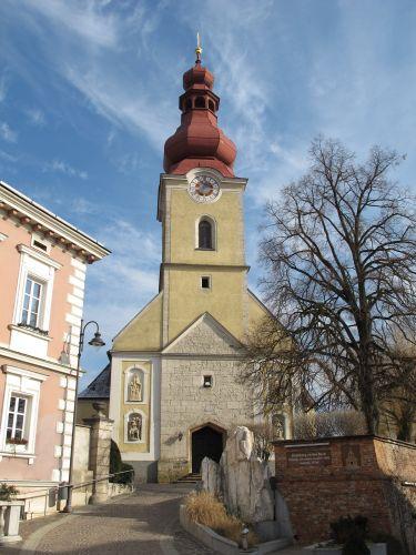 Pfarrkirche Kirchberg an der Raab