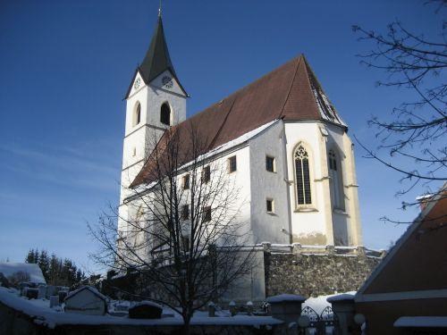 Pfarrkirche Lassing