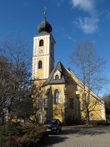 Pfarrkirche Hartmannsdorf
