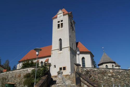 Pfarrkirche Neumarkt in Steiermark
