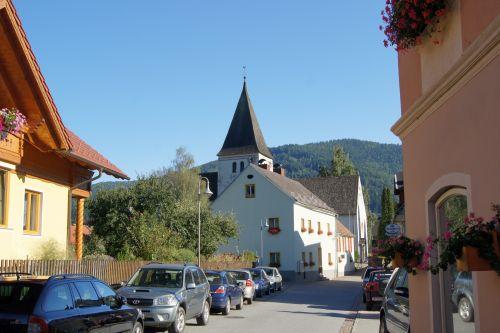 Pfarrkirche Niederwölz