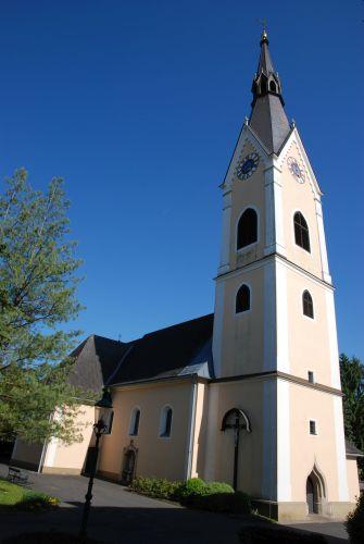 Pfarrkirche Paldau