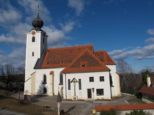 Pfarrkirche St. Margarethen an der Raab