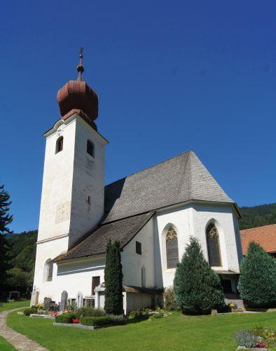 Pfarrkirche Scheiben