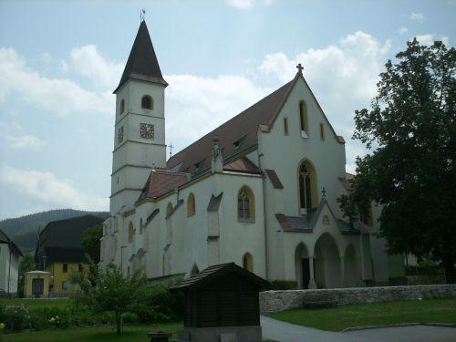 Pfarrkirche Spital am Semmering