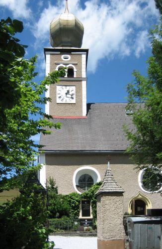 Pfarrkirche Hohentauern