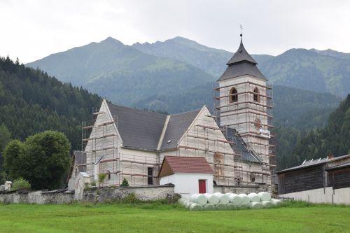 Pfarrkirche Sankt Lorenzen im Paltental