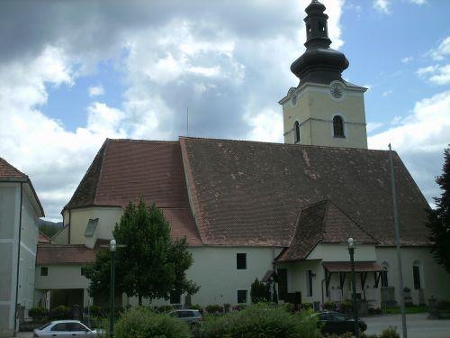 Pfarrkirche St. Lorenzen im Mürztale