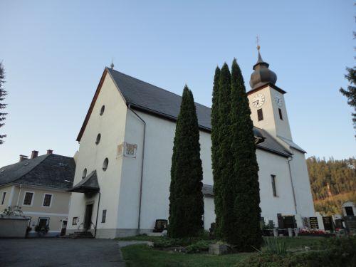 Pfarrkirche St. Michael in der Obersteiermark