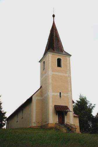 Pfarrkirche St. Oswald in Freiland