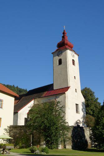 Pfarrkirche Teufenbach