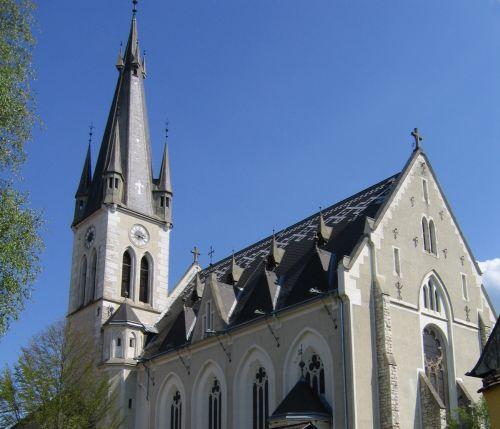 Pfarrkirche Weißkirchen in Steiermark