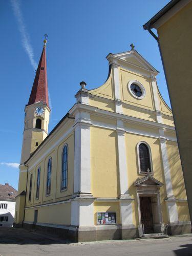 Pfarrkirche Wundschuh