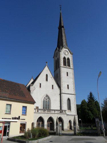Pfarrkirche Maria am Waasen