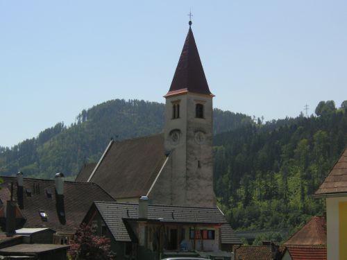 Pfarrkirche Übelbach